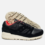 Мужские кроссовки Saucony Grid SD Boston Public Garden Pack Black фото- 2
