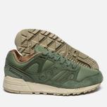 Мужские кроссовки Saucony Grid SD Boston Public Garden Pack Oiled Green фото- 1