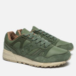 Мужские кроссовки Saucony Grid SD Boston Public Garden Pack Oiled Green фото- 2