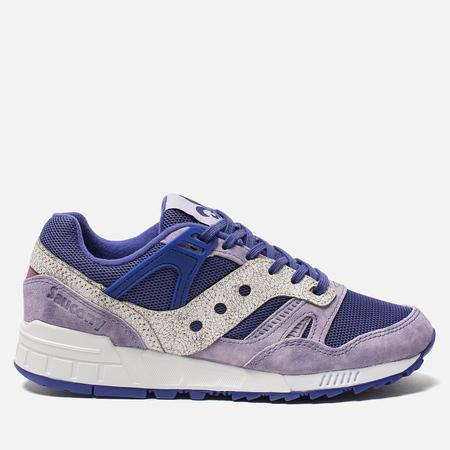 Мужские кроссовки Saucony Grid SD Garden District Pack Purple/White