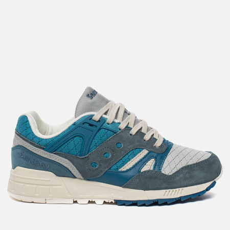 Кроссовки Saucony Grid SD Quilted Blue/Grey