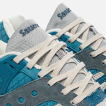 Кроссовки Saucony Grid SD Quilted Blue/Grey фото- 5
