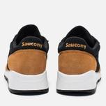 Saucony Jazz 1991 Men's Sneakers Black/Yellow photo- 5
