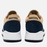 Мужские кроссовки Saucony Jazz 1991 Tan/Blue фото- 5