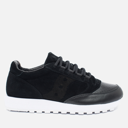 Мужские кроссовки Saucony Jazz Original 35th Anniversary Premium Black/White