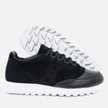 Saucony Jazz Original 35th Anniversary Premium Men's Sneakers Black/White photo- 1
