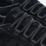 Saucony Jazz Original 35th Anniversary Premium Men's Sneakers Black/White photo- 3