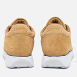 Saucony Jazz Original 35th Anniversary Premium Men's Sneakers Wheat/White photo- 5