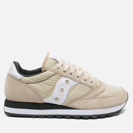 Мужские кроссовки Saucony Jazz Original Beige/White