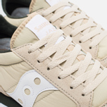 Мужские кроссовки Saucony Jazz Original Beige/White фото- 3