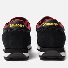 Мужские кроссовки Saucony Jazz Original Black/Red фото- 2