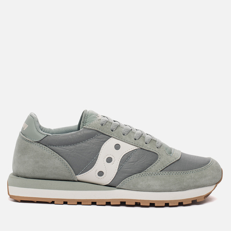 Мужские кроссовки Saucony Jazz Original CL Windbreaker Aqua Grey/Cream