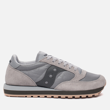 Мужские кроссовки Saucony Jazz Original CL Windbreaker Grey/Charcoal