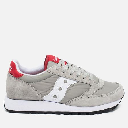 Saucony Jazz Original Classic Men's Sneakers Grey/White