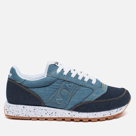 Saucony Jazz Original Denim Men's Sneakers Light Blue