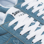 Мужские кроссовки Saucony Jazz Original Denim Light Blue фото- 5