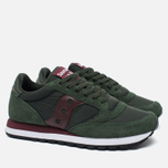 Мужские кроссовки Saucony Jazz Original Green/Burgundy фото- 2