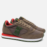 Мужские кроссовки Saucony Jazz Original Light Brown/Green фото- 2