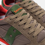Мужские кроссовки Saucony Jazz Original Light Brown/Green фото- 3