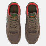 Мужские кроссовки Saucony Jazz Original Light Brown/Green фото- 4
