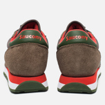 Мужские кроссовки Saucony Jazz Original Light Brown/Green фото- 5