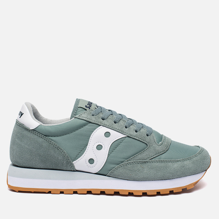 Мужские кроссовки Saucony Jazz Original Light Green/White