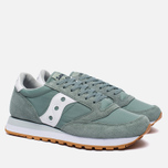 Мужские кроссовки Saucony Jazz Original Light Green/White фото- 1