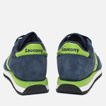 Мужские кроссовки Saucony Jazz Original Navy/Green фото- 3