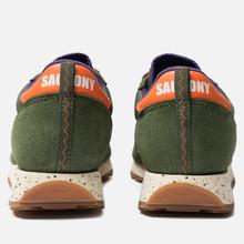 Мужские кроссовки Saucony Jazz Original Outdoor Green/Orange фото- 3