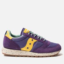 Мужские кроссовки Saucony Jazz Original Outdoor Purple/Yellow фото- 3