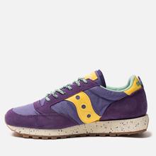 Мужские кроссовки Saucony Jazz Original Outdoor Purple/Yellow фото- 5