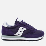 Мужские кроссовки Saucony Jazz Original Purple/White фото- 0