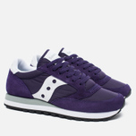 Мужские кроссовки Saucony Jazz Original Purple/White фото- 2