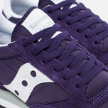 Мужские кроссовки Saucony Jazz Original Purple/White фото- 3