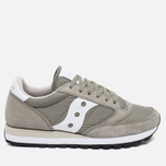 Мужские кроссовки Saucony Jazz Original Red Light Grey фото- 0