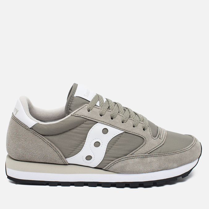 Мужские кроссовки Saucony Jazz Original Red Light Grey