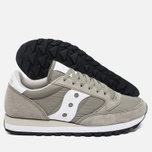 Мужские кроссовки Saucony Jazz Original Red Light Grey фото- 2