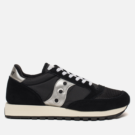 Кроссовки Saucony Jazz Original Vintage Black/White
