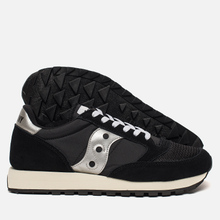 Кроссовки Saucony Jazz Original Vintage Black/White фото- 2