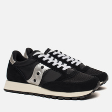 Кроссовки Saucony Jazz Original Vintage Black/White фото- 1