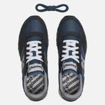 Мужские кроссовки Saucony Jazz Original Vintage Blue/Navy/Silver фото- 2