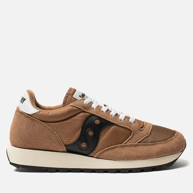 Мужские кроссовки Saucony Jazz Original Vintage Brown/Black/Turtledove