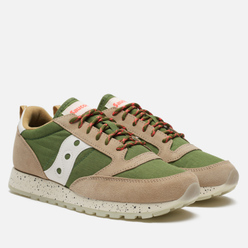 Мужские кроссовки Saucony Jazz Original Vintage Brown/Green