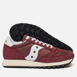 Мужские кроссовки Saucony Jazz Original Vintage Burgundy/White фото- 2