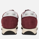 Мужские кроссовки Saucony Jazz Original Vintage Burgundy/White фото- 3