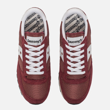 Мужские кроссовки Saucony Jazz Original Vintage Burgundy/White фото- 4