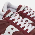 Мужские кроссовки Saucony Jazz Original Vintage Burgundy/White фото- 5