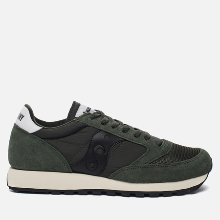Мужские кроссовки Saucony Jazz Original Vintage Dark Green/Black