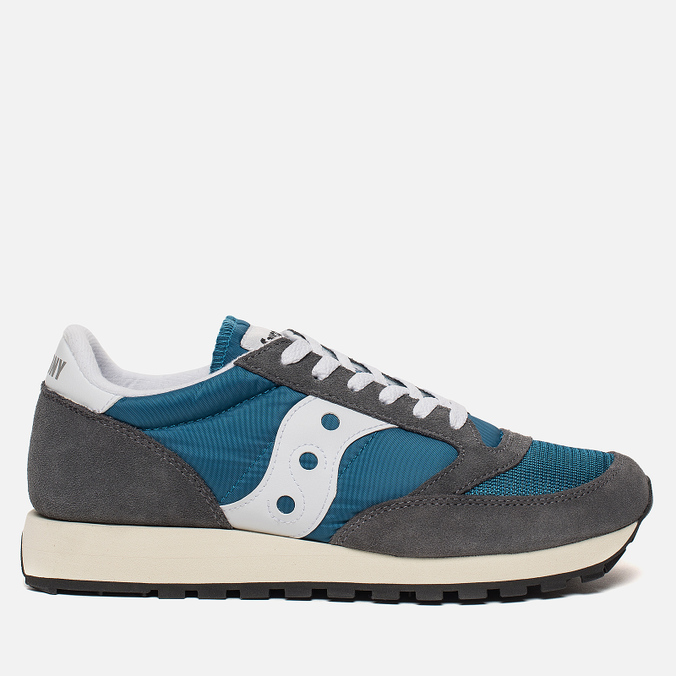 online store 20261 3344b Мужские кроссовки Saucony Jazz Original Vintage Grey Blue ...
