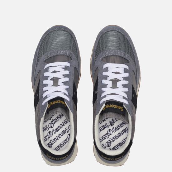 Мужские кроссовки Saucony Jazz Original Vintage Grey/Grey/Black/White